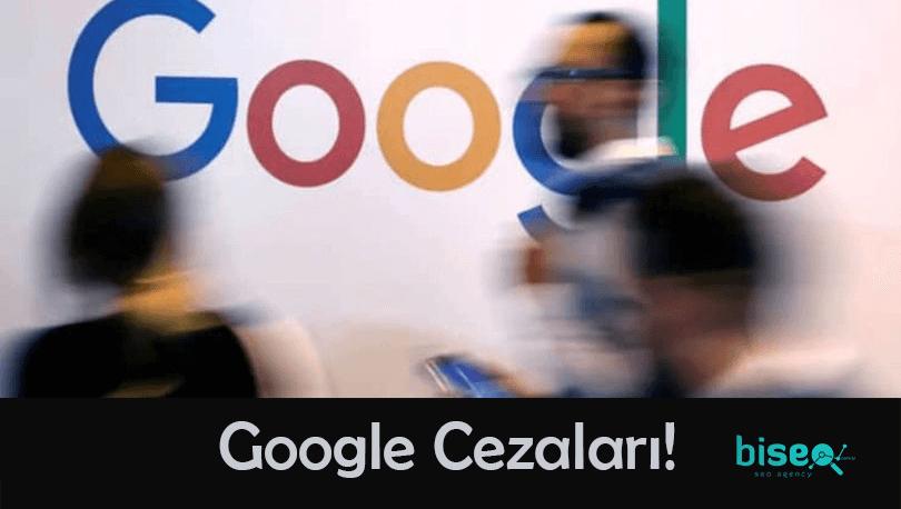 google-cezalari